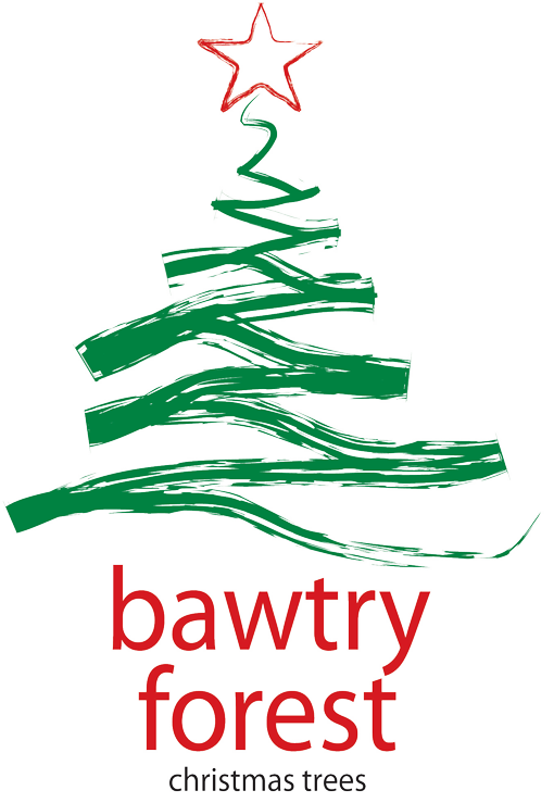 Bawtry  Forest Christmas Trees Logo